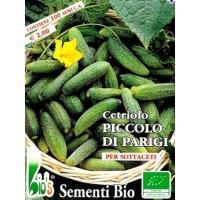 CETRIOLO PICCOLO DI PARIGI - BIOSEME 1704