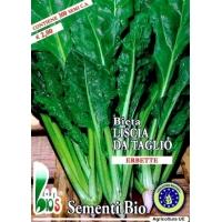 BIETA VERDE LISCIA DA TAGLIO - BIOSEME 0604