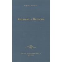 40- Aforismi e dediche - Rudolf Steiner