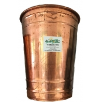 DINAMIZZATORE A VASO MANUALE IN RAME 7 lt
