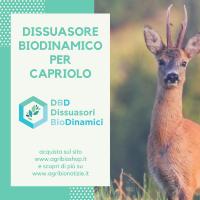 Dissuasore BioDinamico per Capriolo - 1 lt