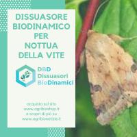 Dissuasore Biodinamico per Nottua della vite - 1 L