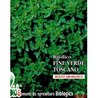 BASILICO TOSCANO FINE - BIOSEME 0520 (AR18)