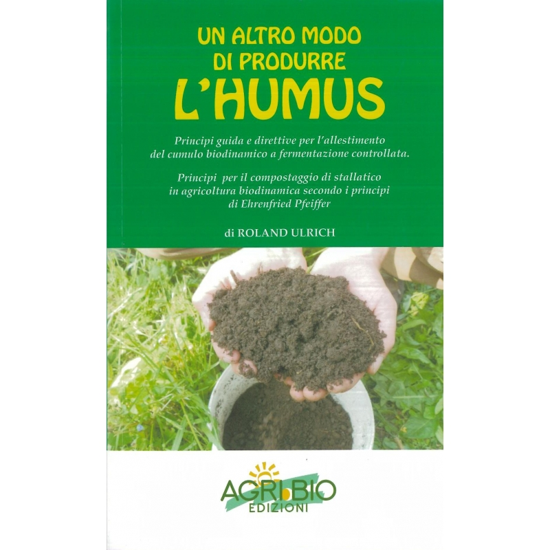 Un altro modo di produrre l 39 humus ulrich r - Un altro modo per dire porta ...