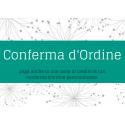 CONFERME D'ORDINE