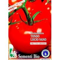 POMODORO TONDO LISCIO NANO - BIOSEME 3225