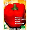 PEPERONE QUADRATO D'ASTI ROSSO - BIOSEME 3006