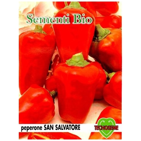 PEPERONE SAN SALVATORE - BIOSEME 3016