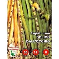 FAGIOLO NANO DA SGRANARE DOLICO DALL'OCCHIO - BIOSEME 2389