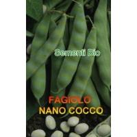 FAGIOLO NANO DA SGRANARE COCCO - BIOSEME 2385