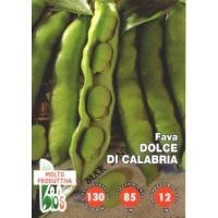 FAVA GROSSA DOLCE DI CALABRIA - BIOSEME 2401