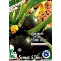 ZUCCHINO TONDO VERDE SCURO PIACENTINO - BIOSEME 4381