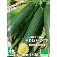 ZUCCHINO DIAMANTE - BIOSEME 4303