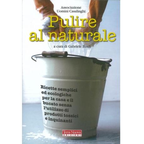 Pulire al naturale - Bindi G.