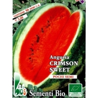 ANGURIA CRIMSON SWEET - TONDA GROSSA - BIOSEME 0202