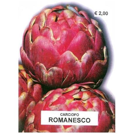 CARCIOFO ROMANESCO GROSSO - BIOSEME 0805