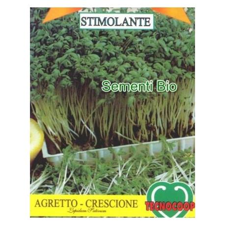 AGRETTO - CRESCIONE INGLESE - BIOSEME AR04