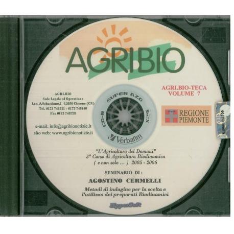 Metodi di indagine per la scelta e l'utilizzo dei peparati biodinamici VOL 7 - Agostino Cermelli