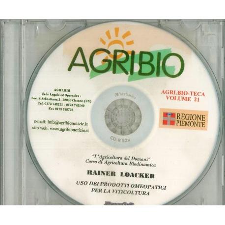 L'uso dell'omeopatia in agricoltura VOL 21 - Rainer Loacker