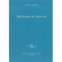 22- Tre saggi su Goethe - Rudolf Steiner