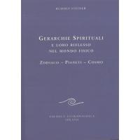 110- Gerarchie Spirituali e loro riflesso nel mondo fisico. Zodiaco - pianeti - cosmo - Rudolf Steiner