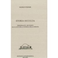 126- Storia occulta - Rudlof Steiner