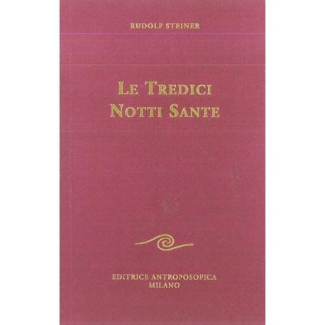 Le tredici notti sante - Rudolf Steiner