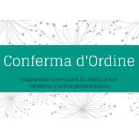 CONFERMA D'ORDINE