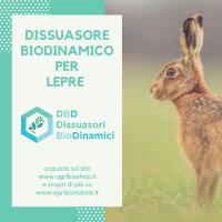 Dissuasore BioDinamico per Lepre - 1L