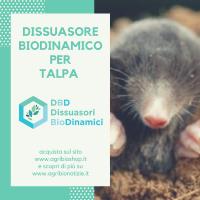 Dissuasore BioDinamico per Talpa - 1L