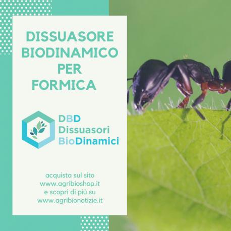Dissuasore BioDinamico per Formica - 1 lt