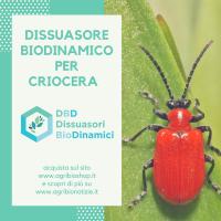 Dissuasore BioDinamico per Criocera - 1L