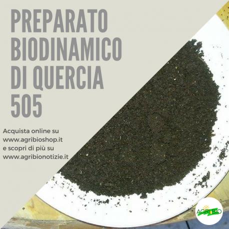 505 PREPARATO DI QUERCIA