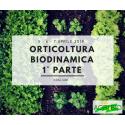 ORTICOLTURA BIODINAMICA 1° PARTE