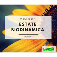 ESTATE BIODINAMICO