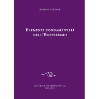 """LIBRO """"ELEMENTI FONDAMENTALI DELL'ESOTERISMO"""" - EDITRICE ANTROPOSOFICA - Rudolf Steiner"""
