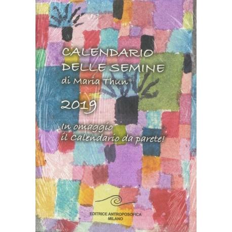 Calendario delle semine 2019 - Thun Maria e Matthias