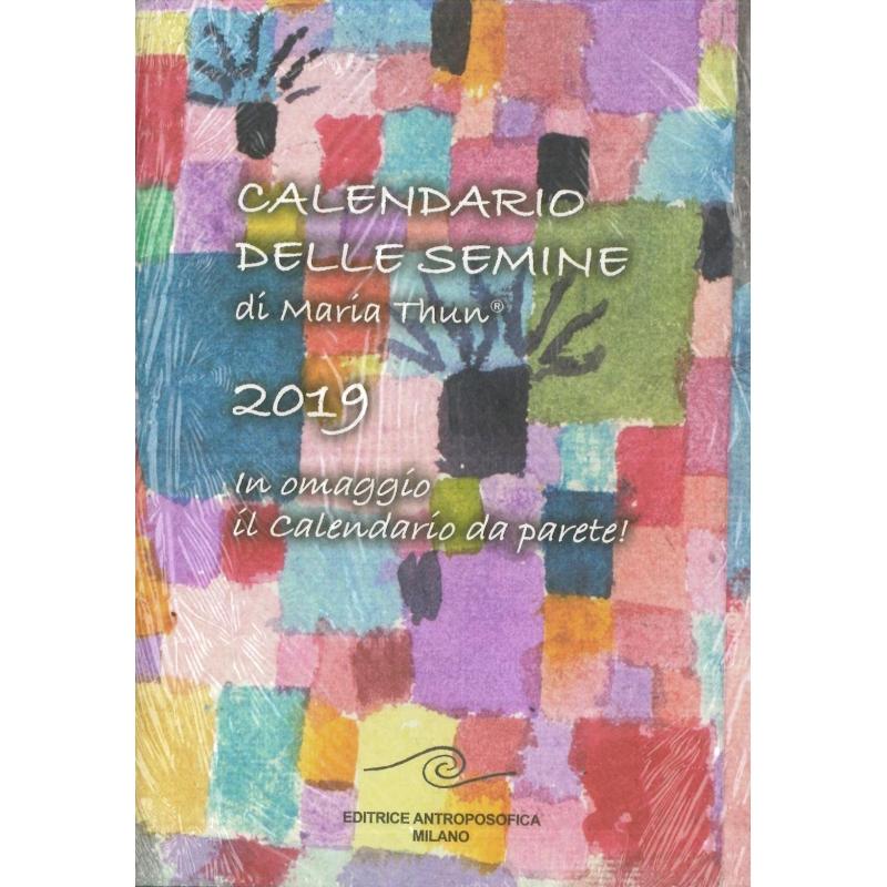Thun Calendario.Calendario Delle Semine 2019 Thun Maria E Matthias