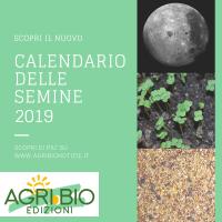 CALENDARIO DELLE SEMINE 2019 - AGRIBIOEDIZIONI