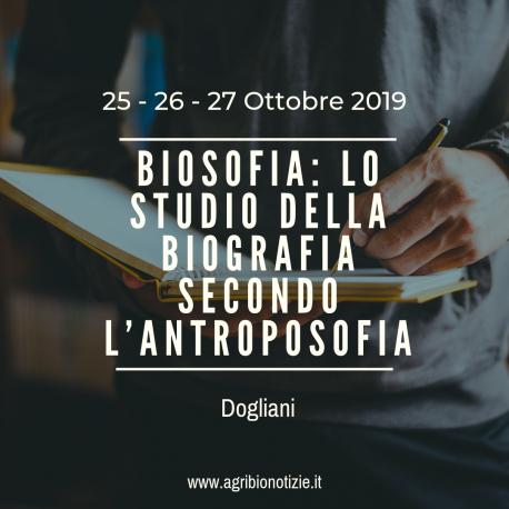 BIOSOFIA: LO STUDIO DELLA BIOGRAFIA SECONDO L'ANTROPOSOFIA