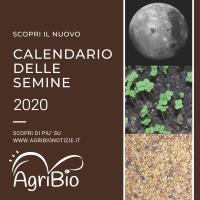 CALENDARIO DELLE SEMINE 2020 - AGRIBIOEDIZIONI