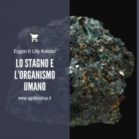 LO STAGNO E L'ORGANISMO UMANO - EUGEN & LILLY KOLISKO
