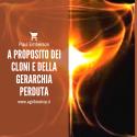 A PROPOSITO DEI CLONI E DELLA GERARCHIA PERDUTA - PAUL EMBERSON