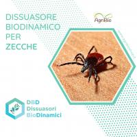 Dissuasore BioDinamico per la zecca - 1 lt