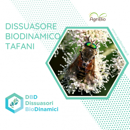 Dissuasore Biodinamico per Tafani- 1 lt