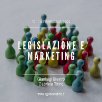 LEGISLAZIONE E MARKETING