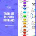 TAVOLA DEI PREPARATI BIODINAMICI - I. Bertaina