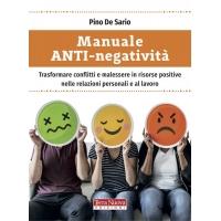 Manuale anti negatività - Pino de Sario