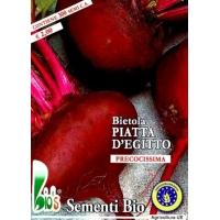 BIETOLA DA ORTO PIATTA D'EGITTO - BIOSEME 0725