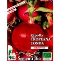 CIPOLLA TROPEA ROSSA TONDA - BIOSEME 2025